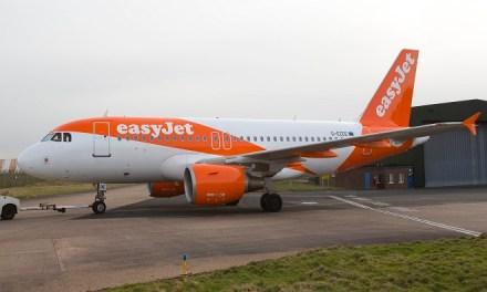 Ποδαρικό στο αεροδρόμιο Ζακύνθου για το 2017 από την Easy Jet