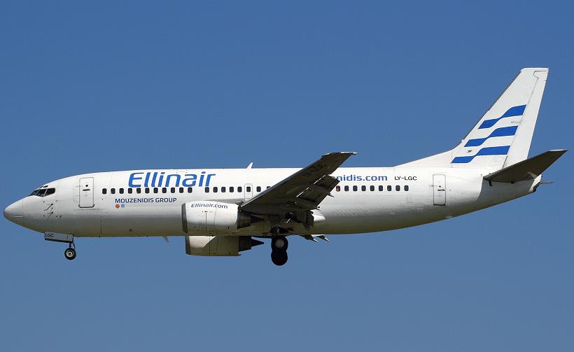 Νέες πτήσεις από Ellinair