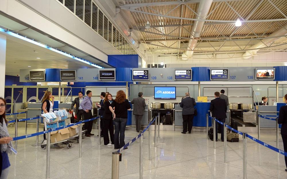 Ενιαίο «Σπατόσημο» σε όλα τα αεροδρόμια