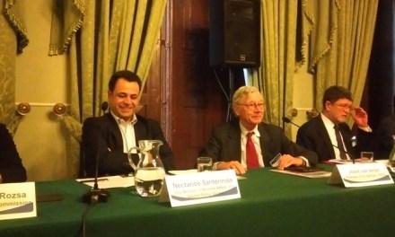 Ηχηρή παρέμβαση στην Μάλτα από τον Ν. Σαντορινιό για την νησιωτικότητα