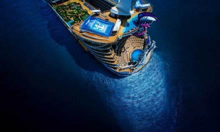 """Symphony of the Seas"", το μεγαλύτερο κρουαζιερόπλοιο σαλπάρει το 2018"