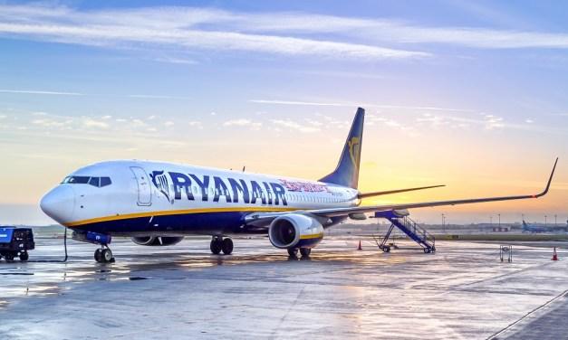 Ryanair 20 νέες πτήσεις από την Φρανκφούρτη