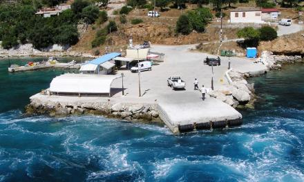 Διαγωνισμός για το λιμάνι Πισαετού Ιθάκης