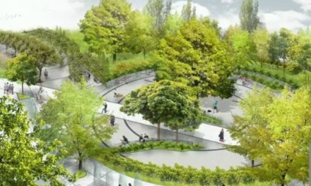 Ανάπλαση Δημοτικού πάρκου Αγρινίου