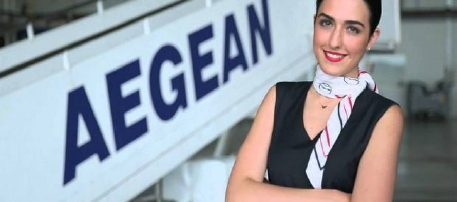 Aegean Airlines:17 % αύξηση επιβατών προς το εξωτερικό