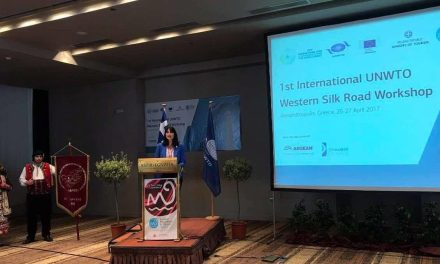 Στην Αλεξανδρούπολη, η πρώτη διεθνής διημερίδα για τον Δρόμο του Μεταξιού