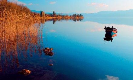 Παρεμβάσεις ανάπλασης στη λίμνη Τριχωνίδα