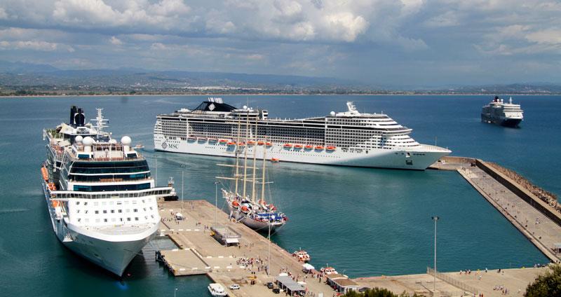Σύσκεψη για το λιμάνι Κατακόλου