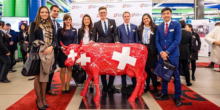 Επιτυχημένο το International Recruitment Forum του Swiss Education Group
