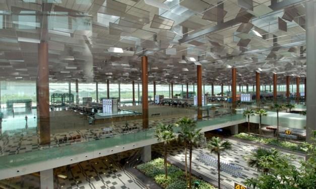 Skytrax: Καλύτερο αεροδρόμιο της Σιγκαπούρης
