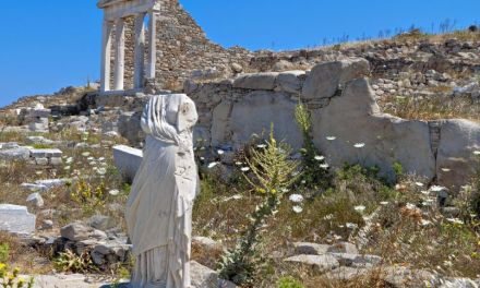 Η εμπειρία της Πομπηίας, στην Δήλο