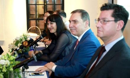 Συναντήσεις της Υπουργού Τουρισμού Έλενας Κουντουρά στη Σαγκάη με παράγοντες της ταξιδιωτικής βιομηχανίας και των αερομεταφορών για τη δυναμική προώθηση του ελληνικού τουρισμού στην Κίνα και την ενίσχυση της συνδεσιμότητας