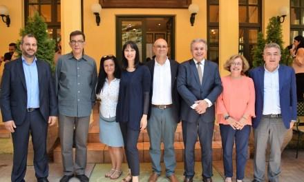 Η περαιτέρω τουριστική ανάπτυξη των Χανίων, στο επίκεντρο συναντήσεων της Υπουργού Τουρισμού Έλενας Κουντουρά στην Κρήτη με τις τοπικές αρχές και τους παραγωγικούς φορείς