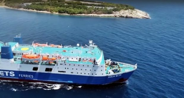Από σήμερα η ακτοπλοϊκή σύνδεση της Θεσσαλονίκης με Σποράδες, Κυκλάδες και Κρήτη