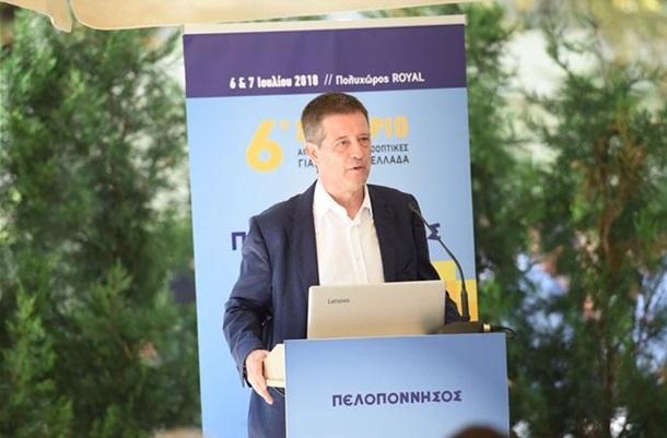 Δημιουργούμε το πλαίσιο για την ανάπτυξη του αθλητικού τουρισμού αναψυχής, για πρώτη φορά οργανωμένα στην Ελλάδα»- Ομιλία του Γ.Γ. Τουριστικής Πολιτικής & Ανάπτυξης Γιώργου Τζιάλλα