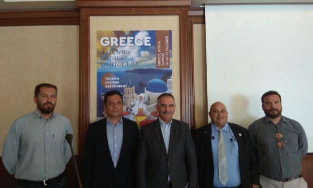 Με μεγάλη επιτυχία και προσέλευση εκπροσώπων τύπου, ΜΜΕ, blogs, και φορέων, πραγματοποιήθηκε η Συνέντευξη Τύπου στη Θεσσαλονίκη για την παρουσίαση του 16ου ετήσιου Συνεδρίου του Ευρωπαϊκού Συμβουλίου Αδελφοτήτων Γαστρονομίας & Οινολογίας