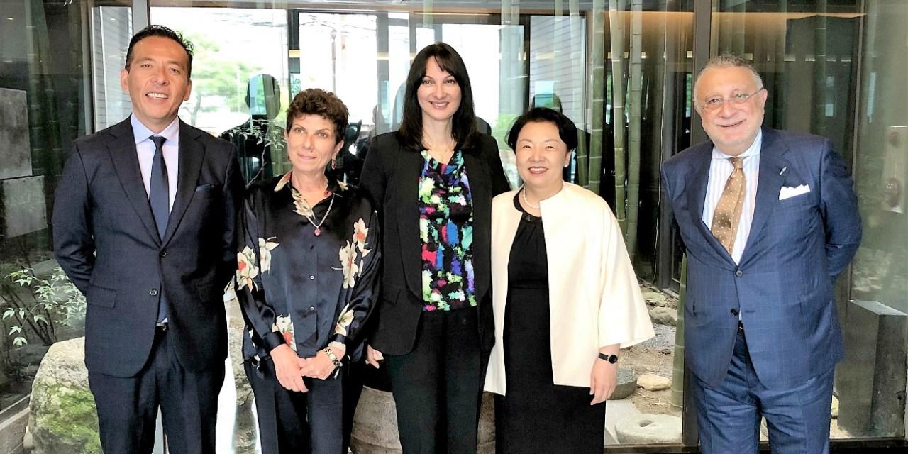 Προβολή της Ελλάδας μέσα από τον κορεατικό κινηματογράφο, μουσική και μόδα- Επαφές της Υπουργού Τουρισμού Έλενας Κουντουρά στη Σεούλ με παράγοντες της βιομηχανίας θεάματος της Νότιας Κορέας