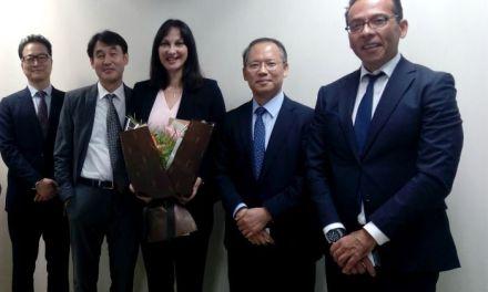 Ολοκληρώθηκε η επίσκεψη της Υπουργού Τουρισμού κας Έλενας Κουντουρά στη Σεούλ