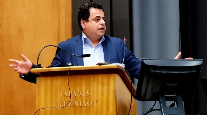 «Ν. Σαντορινιός: Στοχεύουμε στον εκσυγχρονισμό και την αναβάθμιση της ναυτιλίας μέσω της εφαρμογής στοχευμένων πολιτικών για μια δίκαιη, βιώσιμη και φιλική προς το περιβάλλον ανάπτυξη»