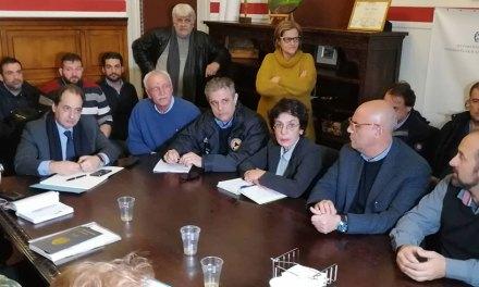 Σύσκεψη στα Χανιά παρουσία του Χρήστου Σπίρτζη – Εντολή Αλ. Τσίπρα για άμεση αποκατάσταση