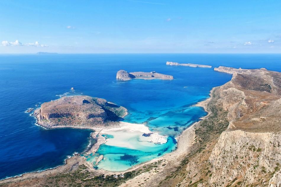 Η Κρήτη στον ταξιδιωτικό διάδρομο της Βρετανίας