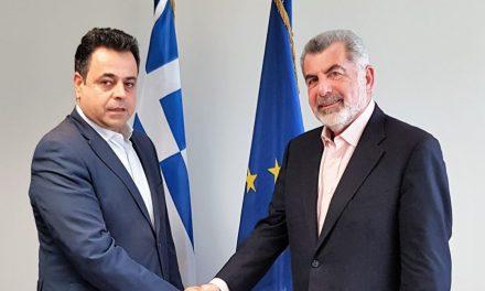 «Ο Γιώργος Κασσάρας, νέος Γενικός Γραμματέας Αιγαίου και Νησιωτικής Πολιτικής»