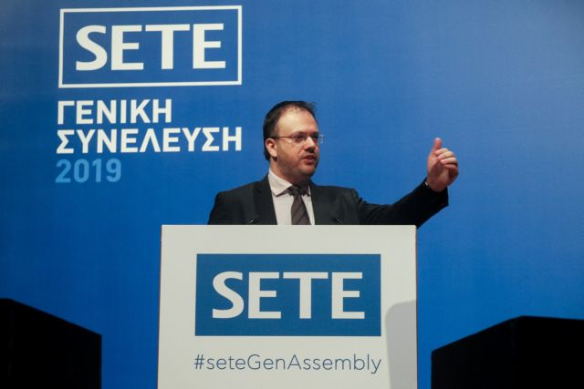 Χαιρετισμός του Υπουργού Τουρισμού, κ. Αθανάσιου Θεοχαρόπουλου στην Ανοικτή Συνεδρίαση της 27ης Τακτικής Γενικής Συνέλευσης του ΣΕΤΕ