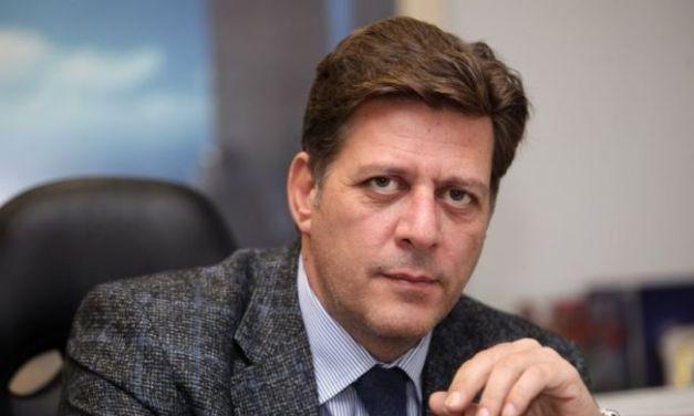 Συνάντηση Αναπληρωτή Υπουργού Εξωτερικών, Μιλτιάδη Βαρβιτσιώτη, με την Υπουργό Ευρωπαϊκών Υποθέσεων Κροατίας, Andreja Metelko-Zgombić (Αθήνα, 08.11.2019)