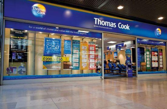 Επιστροφή πληρωμών στο Ταμείο Αεροπορίας από τα τουριστικά γραφεία που πωλούσαν Thomas Cook.