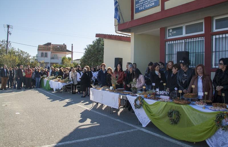 Με ευφάνταστες συνταγές, χορό και βραβεία από την Λέσχη Αρχιμαγείρων  ολοκληρώθηκε το Φεστιβάλ Γαστρονομίας και Τοπικών Προϊόντων η  6η Γιορτή Πορτοκαλιού – Μανταρινιού – Ακτινιδίου και Ελιάς, του Δήμου Αρταίων