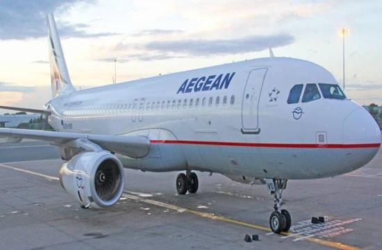 Aegean: Όλες οι νεότερες προσθήκες πτήσεων στο πρόγραμμα του 2020