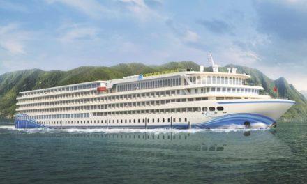Έτοιμο σε λίγους μήνες το μεγαλύτερο και πολυτελέστερο κρουαζιερόπλοιο ποταμού στον κόσμο