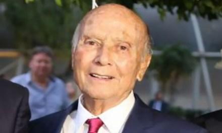 Απεβίωσε ο Βασίλης Καμπουράκης, από τους σκαπανείς του ροδιακού τουρισμού.