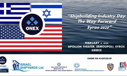 «Shipbuilding Industry Day: The Way Forward – Syros 2020»