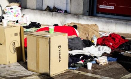 Συνεχίζονται λόγω καιρικών συνθηκών, τα  έκτακτα μέτρα προστασίας των αστέγων από τον Δήμο Αθηναίων
