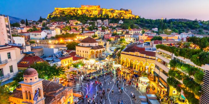 Ψηφίζουμε Αθήνα για καλύτερο ευρωπαϊκό προορισμό