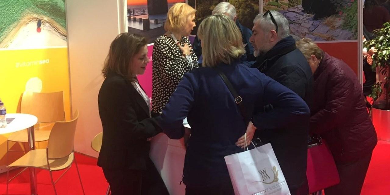 Ισχυρή δυναμική της Θεσσαλονίκης και της Κεντρικής Μακεδονίας  στο συνεδριακό και το γενικό τουρισμό: Η Περιφέρεια Κεντρικής Μακεδονίας σε διεθνείς τουριστικές εκθέσεις στη Σλοβενία και την Ιρλανδία