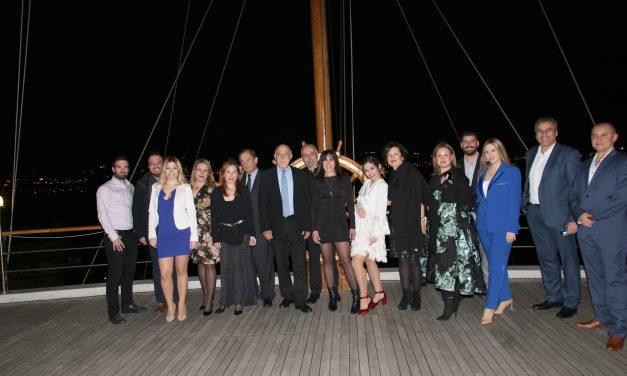 Κοπή πίτας VERNICOS YACHTS στον Ναυτικό Όμιλο Ελλάδος | 13.02.2020