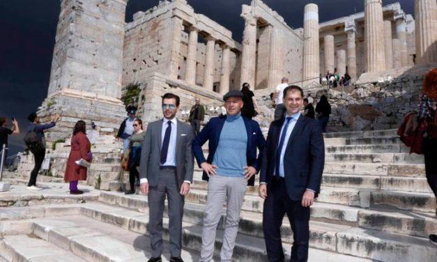 Άρωμα Χόλιγουντ στην Ελλάδα