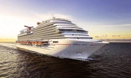 Από Ελλάδα θα περάσει το 2020 το ανακαινισμένο κρουαζιερόπλοιο Carnival Radiance