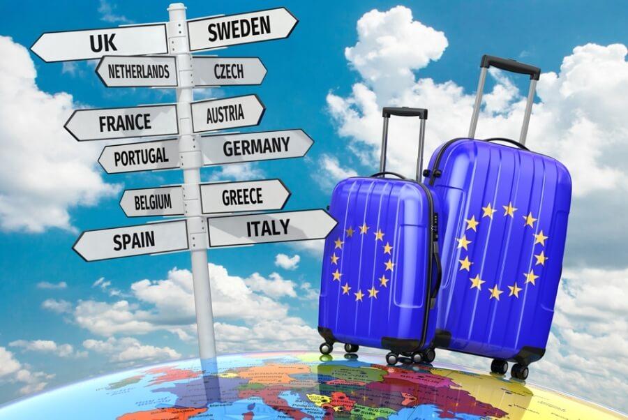 2 εκατ. σε διανυκτερεύσεις έχασε ο τουρισμός της ΕΕ λόγω κορωνοϊού