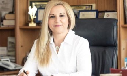 Συχνότερη ακτοπλοϊκή σύνδεση με τον Βόλο ζητά η Δωροθέα Κολυνδρίνη από τον Υπουργό Ναυτιλίας