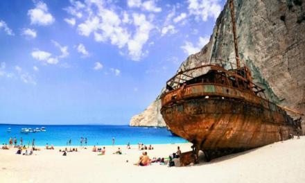 Σουηδικό τουριστικό περιοδικό προβάλλει την Ελλάδα εν μέσω κορονοϊού