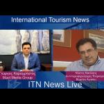 Το σλόγκαν μας είναι '' πάμε στο Βόρειο Αιγαίο για διακοπές αλλιώς'' Αντιπεριφερειάρχης Τουρισμού του Βορείου Αιγαίου ο κ. Νίκος Νύκτας ΣΕ ΣΥΝΕΝΤΕΥΞΗ ΤΟΥ ΣΤΗΝ ITNNEWS  (VIDEO)