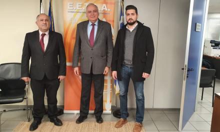 Συνεργασία ΕΕΤΑΑ και ΕΔΜΝ: Θετικές οι πρωτοβουλίες της ΕΕΤΑΑ σχετικά με τα μικρά νησιά