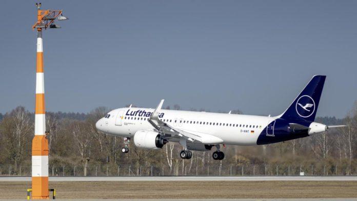 Η Lufthansa αναμένει το «πράσινο φως» για τα γρήγορα τεστ ώστε να ανοίξουν οι πτήσεις με τις ΗΠΑ