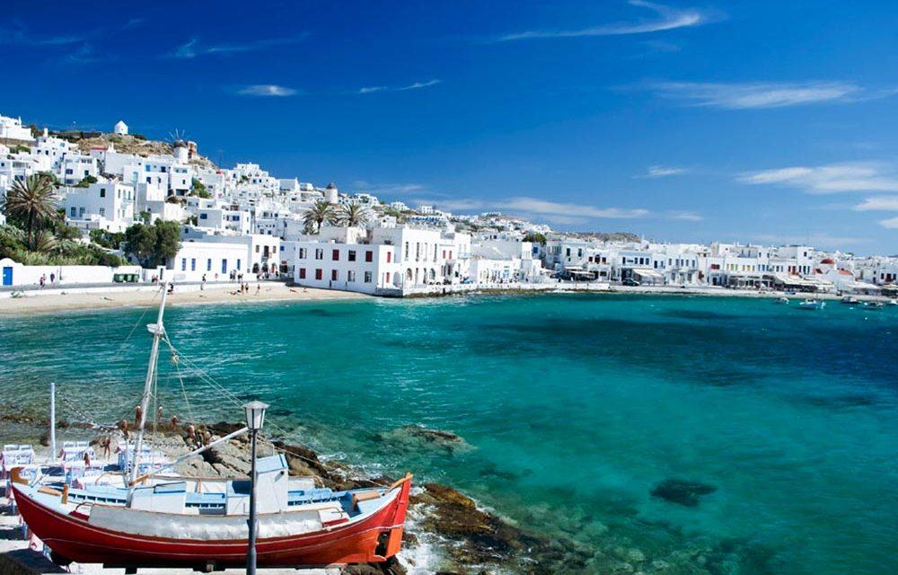 Νέα δρομολόγια για Μύκονο, Σαντορίνη, Ρόδο, Θεσσαλονίκη, Κέρκυρα και Ζάκυνθο από Volotea και Wizz Air
