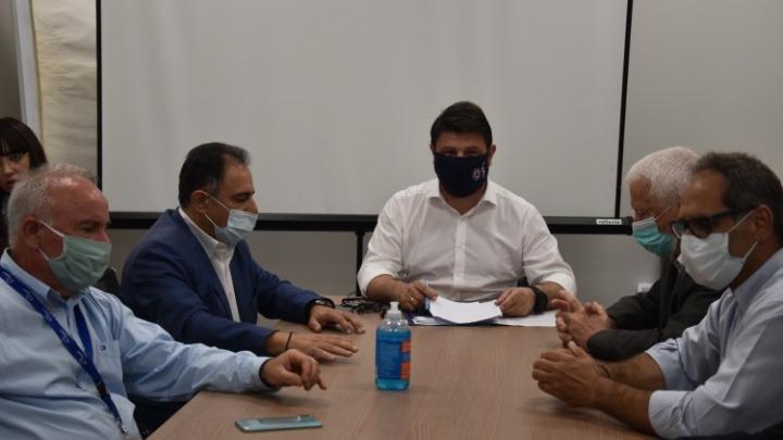 Ν. Χαρδαλιάς: Κλιμάκια υγειονομικών των ενόπλων δυνάμεων στα νησιά τους επόμενους τρεις μήνες