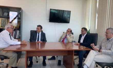 «Διευρύνεται η συνεργασία Υπουργείου Τουρισμού και ΕΑΠ. Πρόθεση δημιουργίας νέων δομών εκπαίδευσης σε Αρχαία Ολυμπία και Κω»