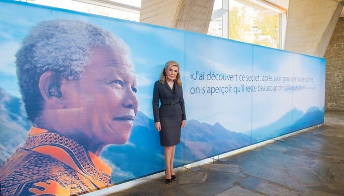 Απονομή του Βραβείου Nelson Mandela των Ηνωμένων Εθνών, στην κα Μαριάννα Βαρδινογιάννη | Δήλωση Υπουργού Εξωτερικών Ν. Δένδια